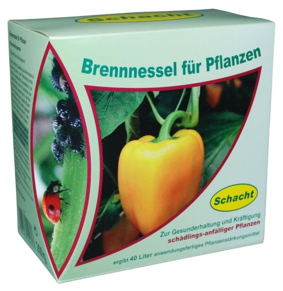 Brennessel Brennessel Pflanzenstärkungsmittel 200 g Schacht