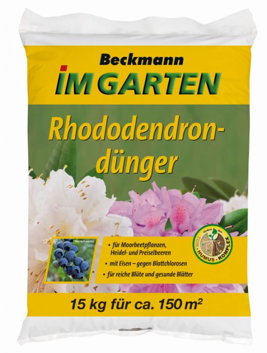 Rhododendron Dünger Org.-min. 15 kg für ca. 150 m²