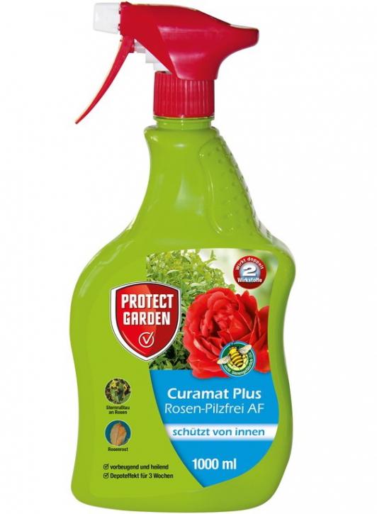 Rosen Pilzfrei Curamat Plus AF 1 Liter Rosenschutz