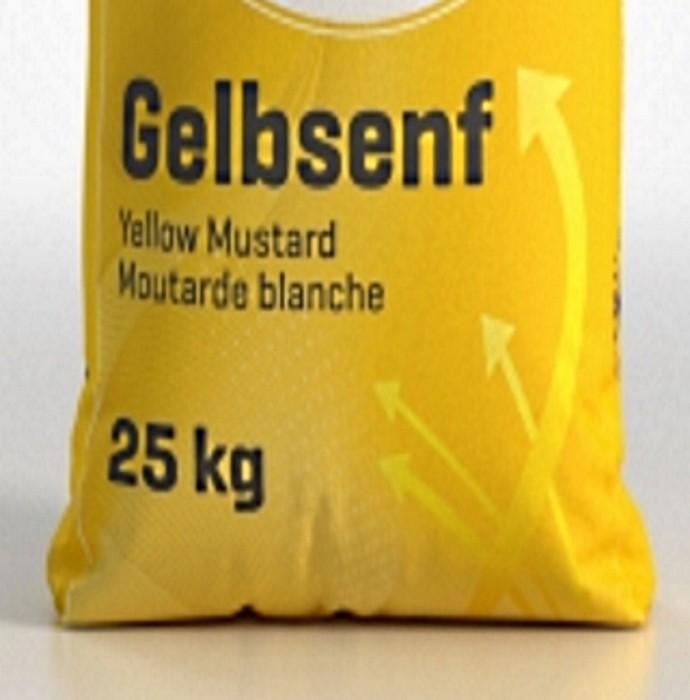 Gelbsenf gr nd ngung 25 kg frische saat 2052 - Gartenbau beschattet ...