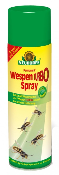 Wespen Turbo Spray Permanent 500 ml