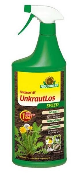 Unkraut Los Speed AF Neudorff Finalsan 1 Liter