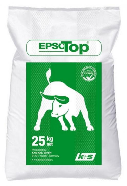 Bittersalz Magnesiumsulfat Epso Top 25 kg