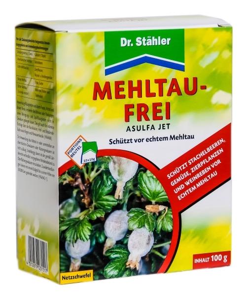 Mehltau Frei Asulfa Jet Netzschwefel 100 g