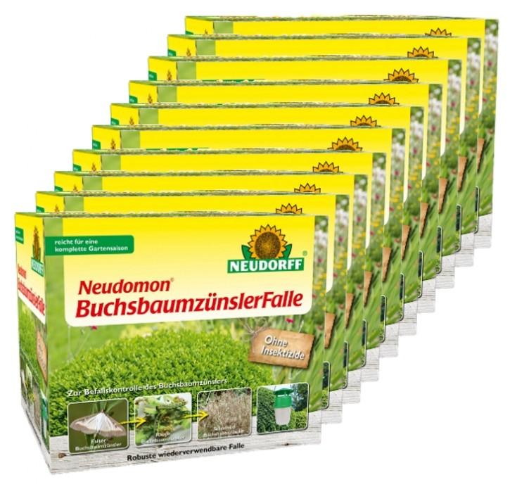 Buchsbaumzünsler Falle Neudomon 10er Sparset
