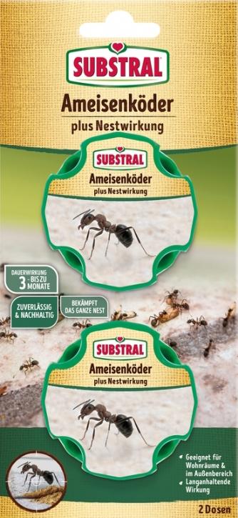 Ameisen Köderdosen Celaflor Ameisen Köder 2er