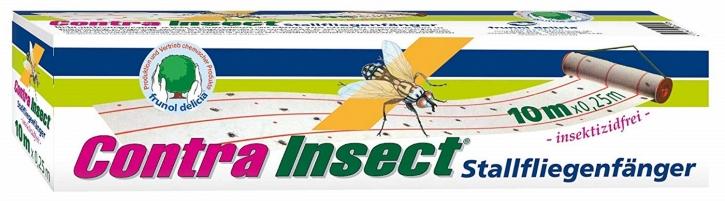 Contra Insect Stallfliegen Fänger Etisso Rolle 10 x 0,25m