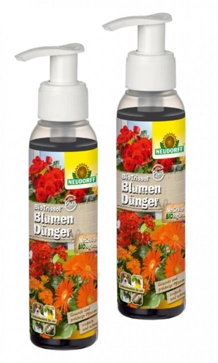 Blumen Dünger Bio Trissol Dosierspender 2er Sparpack