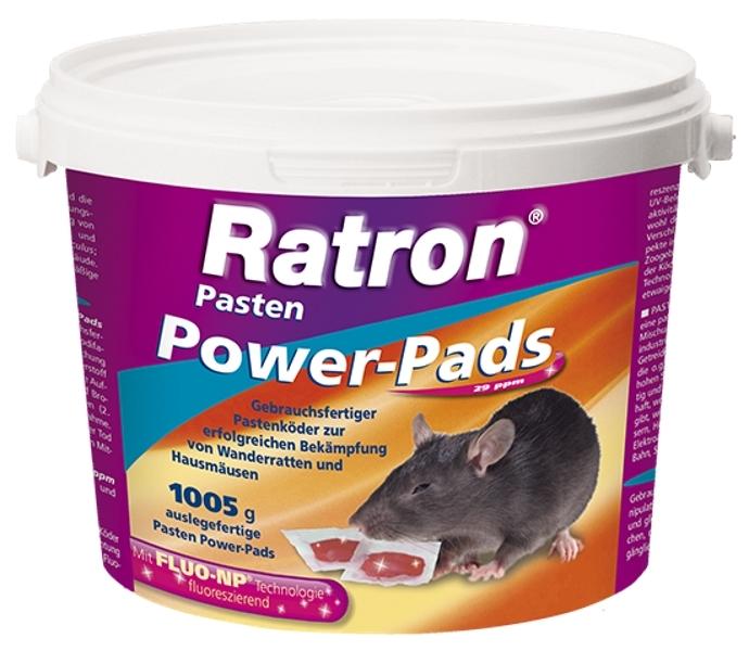 Ratron Pasten Power Pads 1005 g Pastenköder