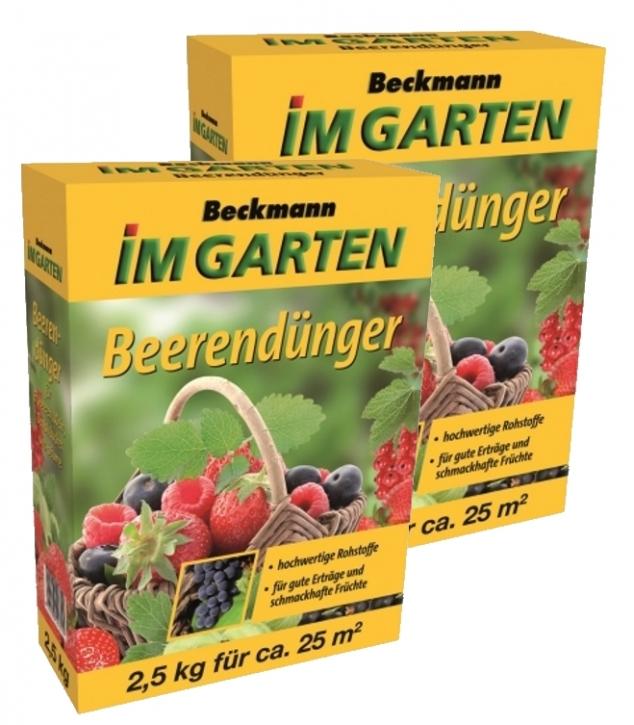 Beerendünger org.-min. 5 kg Sparpack für ca. 50m²