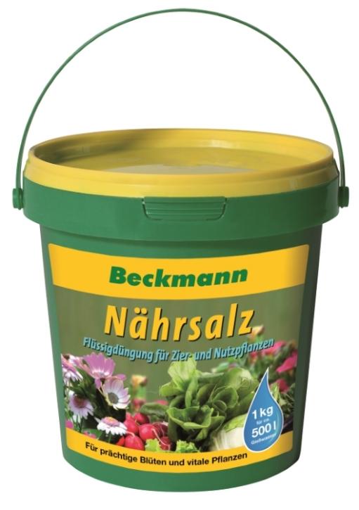 BIG Nährsalz Dünger für Nutz- und Zierpflanzen 1 kg