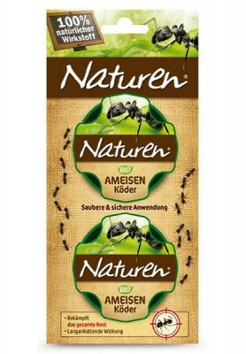 Ameisen Köderdosen Naturen Ameisen Köder 2er Packung