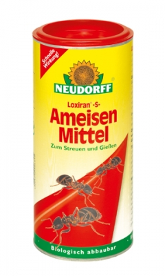 Ameisenmittel Loxiran 500 g Streu und Gießmittel