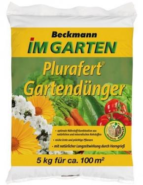Gartendünger Universal org.min. Plurafert 5 kg f. 100m²