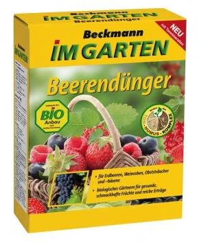Beerendünger org.-mineralisch 2,5 kg für ca. 25 m²