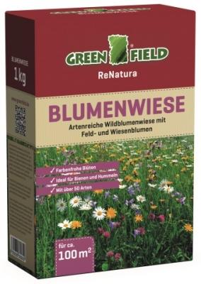 Blumenwiese Wildblumenwiese GF 1 kg für ca. 100 m²