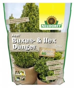 Buxus und Ilex Dünger Azet Neudorff 1,75 kg