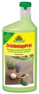 Grünbelags Frei Neudorff Konzentrat 1 Liter
