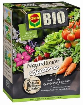 BIO Natur Dünger Guano Compo 6 kg