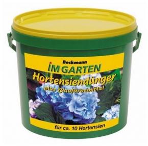 Hortensien Dünger + Blaufärbemittel 900 g Eimer