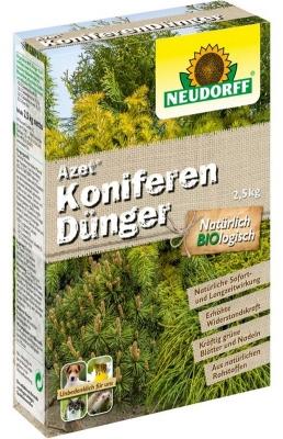 Koniferen Dünger Azet Neudorff 2,5 kg