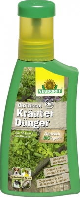Kräuter Dünger Bio Trissol Plus Neudorff 250 ml