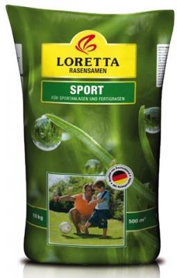Loretta Sport Rasensamen 10 kg für ca. 500 m²