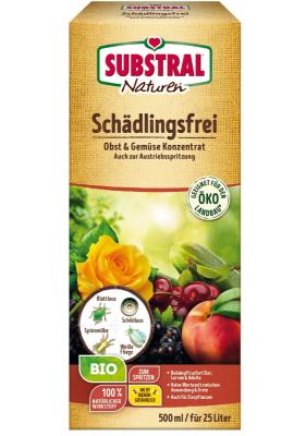 Bio Schädlingsfrei Naturen für Obst u. Gemüse 500 ml
