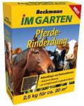 Pferde Rinderdung Naturdünger 2,5 Kg pelletiert