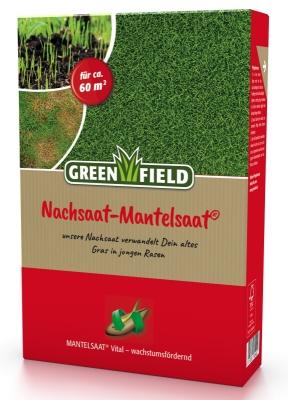 Rasen Nachsaat Reparatur Mischung 1 kg für ca. 60 m²