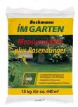 15 kg Rasendünger mit Moosvernichter für ca. 420 m²