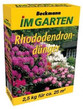 Rhododendron Dünger organisch-mineralisch 2,5 kg