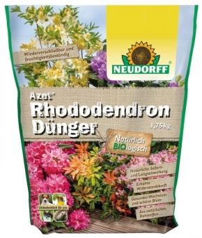 Rhododendron Dünger Azet Neudorff 1,75 kg