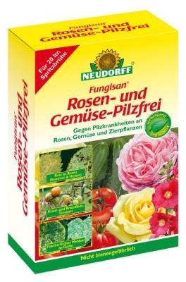 Rosen und Gemüse Pilzfrei Fungisan 16 ml