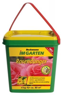 Rosen Dünger Organisch-min. 4 kg für ca. 80m²