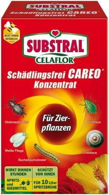 Schädlingsfrei Careo Konzentrat für Zierpflanzen 100 ml