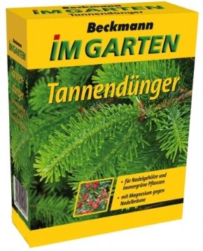 Tannen Dünger Beckmann 2,5 kg