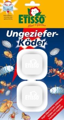 Ungeziefer Köder 2 Aktiv-Köderboxen Etisso