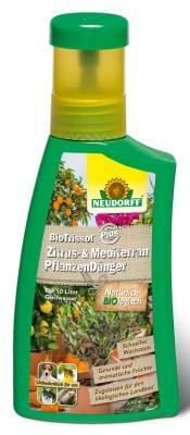 Zitrus und Mediterran Dünger Bio Trissol 250 ml