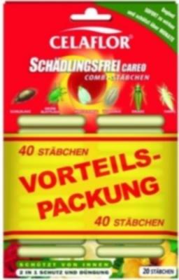 Schädlingsfrei Careo Combi Stäbchen Vorteilspack 40 Stück
