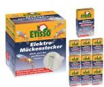 Etisso Elektro-Mückenstecker Sparset 1+10