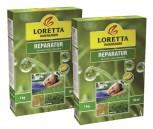 Loretta Reparatur Rasen 2 Kg Sparpack reicht für ca. 100 m²