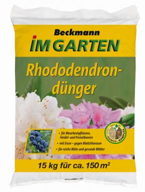 Rhododendron Dünger Org.-min. 15 kg für ca. 200 m²