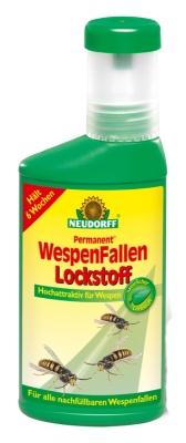 Wespen Fallen Lockstoff Neudorff Permanent 250 ml