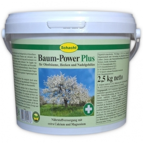Baum Power Obstbaum Dünger 2,5 kg