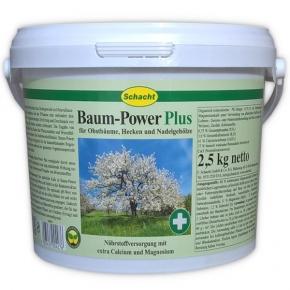 Baum Power Plus Obstbaum Bio Dünger 2,5 kg
