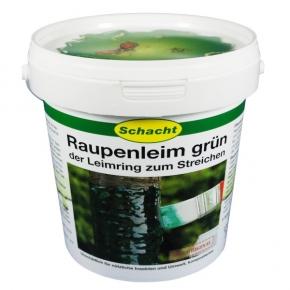 Raupenleim grün 1 kg