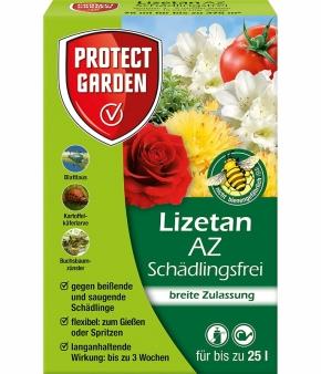 Schädlingsfrei Lizetan AZ Protect Garden 75 ml