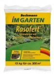 Rasen Dünger Rasofert org.min. 15 kg für 300m²
