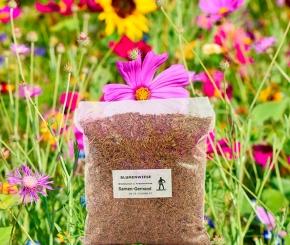 Blumenwiese Wildblumenwiese 1kg Frische Saat f. 100 m²